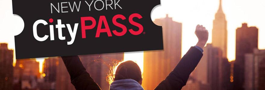 A quoi sert le New York City Pass