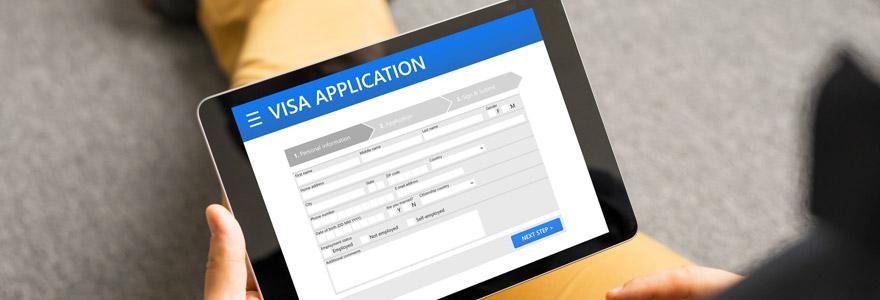 voyage aux USA visa électronique